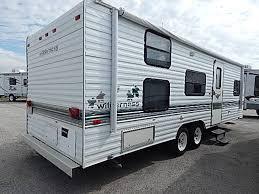 100 fleetwood wilderness travel trailer floor plans 2000