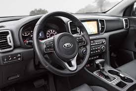 suv kia 2016 2017 kia sportage suv automatic features and specs carstuneup
