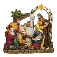 Outdoor Christmas Decorations Nativity Scene by Outdoor Nativity Sets You U0027ll Love