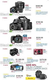 best black friday camera deals 2017 canon black friday 2017 sale u0026 dslr deals blacker friday