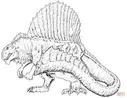 mecha vastatosaurus rex coloring page free printable coloring pages