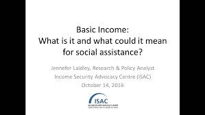 basic income what is it and what could it mean for social