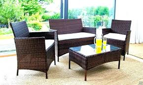 Rattan Patio Table Rattan Outdoor Furniture Cushions Aussiepaydayloansfor Me