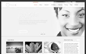 magnus responsive business template bootstrap business