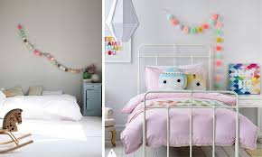 what does chambre in guirlande pompons chambre enfant deco diy do it yourself png 1 065