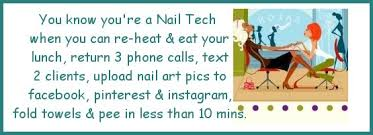 You Re A Towel Meme - nail technician marketing tips nail technician advice promotion