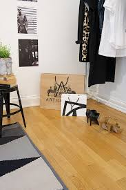 Swedish Style Rugs Tiny Swedish Apartment Showcases How To Decorate Small Living