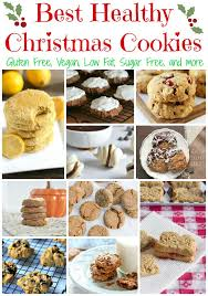 best healthy christmas cookies food done light
