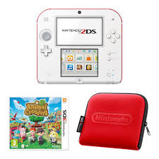 Animal Crossing New Leaf Memes - nintendo 2ds white red console bundle includes animal crossing