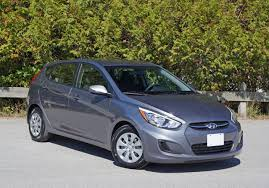 2016 hyundai accent hatchback gl auto road test review carcostcanada