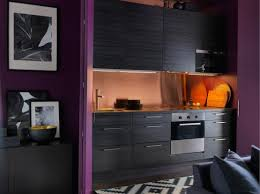 cuisine encastré cuisine encastré dans un placard idée de décoration ikéa déco