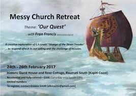 messy church retreat u201424 26 february u2013 movement online