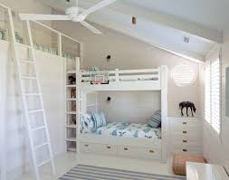 Bunk Bed Fan Magnificent Bunk Bed Style With Striped