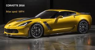 max corvette chevrolet corvette 2017 max speed mph acelerando corvette