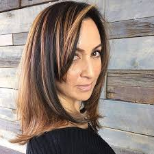 hair style for thick hair for 40s 60 most prominent hairstyles for women over 40