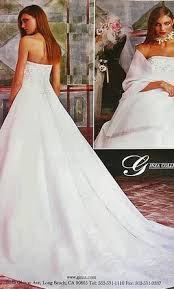 sle sale wedding dresses label by g ginza collection 125 size 6 sle wedding
