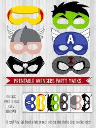 avengers party printable decor pack u2013 wonderbash