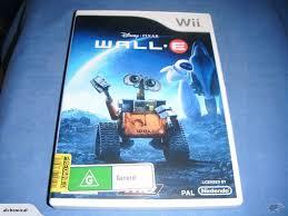 disney pixar wall wii game trade