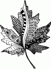 free printable zentangle coloring pages coloring home