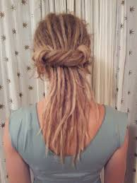 How To Dread Hair Extensions by Thin Blonde Dreads Hair Pinterest Blonde Dreads Dreads And