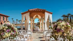 wedding arch las vegas lake las vegas weddings the westin lake las vegas resort spa