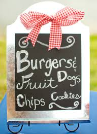 Backyard Bar And Grill Menu by 5 Easy Ideas For The Best Backyard Party