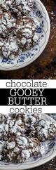 gooey cake mix butter cookie recipe gooey cake butter cookies