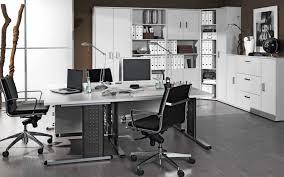 Schreibtisch Lang Schmal Wellemöbel Bürocombi 3 Office Grau Möbel Letz Ihr Online Shop