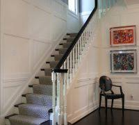 modern stair runner ideas entry contemporary with stair runner