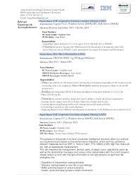 cognos sample resume cognos resume cognos report writer resume