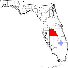 Davenport Florida Map by File Map Of Florida Highlighting Polk County Svg Wikimedia Commons