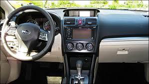 Subaru Xv Crosstrek Interior 2013 Subaru Xv Crosstrek First Impressions