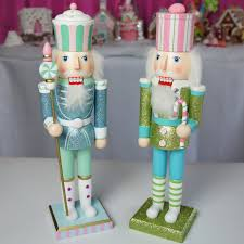 decorating mesmerizing nutcrackers for