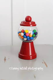 gumball party favors diy tutorial how to make individual gumball machine party favors