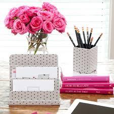 Pink Desk Accessories Set Amazing Best 25 Desk Accessories Ideas On Pinterest Diy