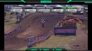 ama motocross tv ama motocross 2017 washougal 250 moto 2 youtube