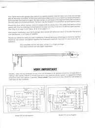 genie wire diagram wiring garage door opener inside magnificent