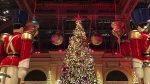 bellagio buffet thanksgiving bellagio christmas 2016 tree lighting conservatory las vegas 12 2