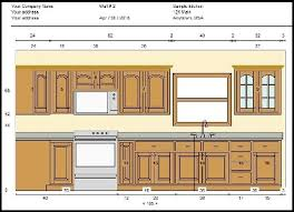 how to build kitchen cabinets free plans cabinet design software easy to learn and easy to use