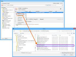 Bom Template Excel Managed Bom Templates In An Altium Vault Documentation