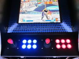 Street Fighter 3 Arcade Cabinet Cosmic Iii 600 In 1 Multi Game Arcade Machine Liberty Games