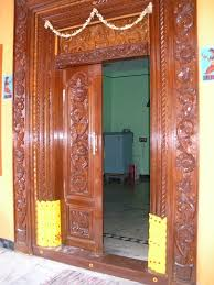 panoramio photo of door of south india house