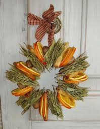 tip garden thrifty holidays dehydrating orange slices for decor