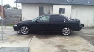 90 honda accord 90 honda accord on 18 rims
