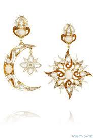percossi papi earrings percossi papi jewelry gold plated multi earrings nzd54 85