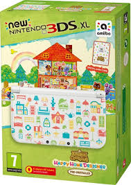 New Nintendo DS XL Includes Animal Crossing Happy Home - Home designer reviews
