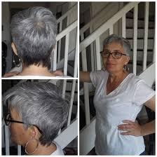 coupe cheveux gris coupe cheveux courts gris femme 50 ans photo de coiffure bio