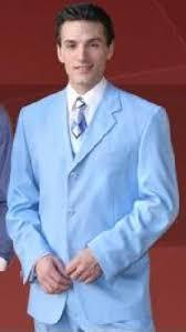 beautiful mens light blue sky blue pastel color 3 butto