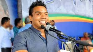 Namal Rajapaksa Telo Breaking News