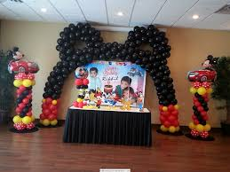 Balloon Decoration For Birthday At Home by Indian Birthday Parties And Cradle Ceremony Decorations By